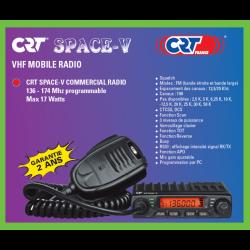 CRT SPACE COM V