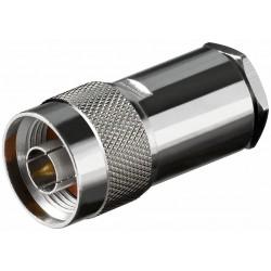 connecteur N Male pour RG213