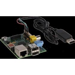RASPBERRY PI3 CORDON TTL-USB